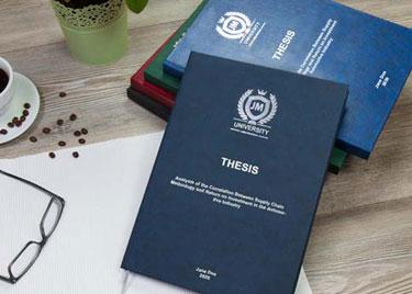 Thesis Printing